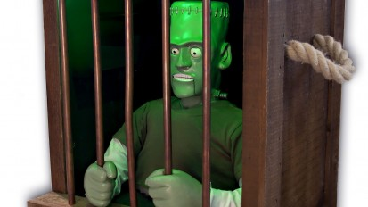 Dr. Ecostein's Monster – Energy Exhibit